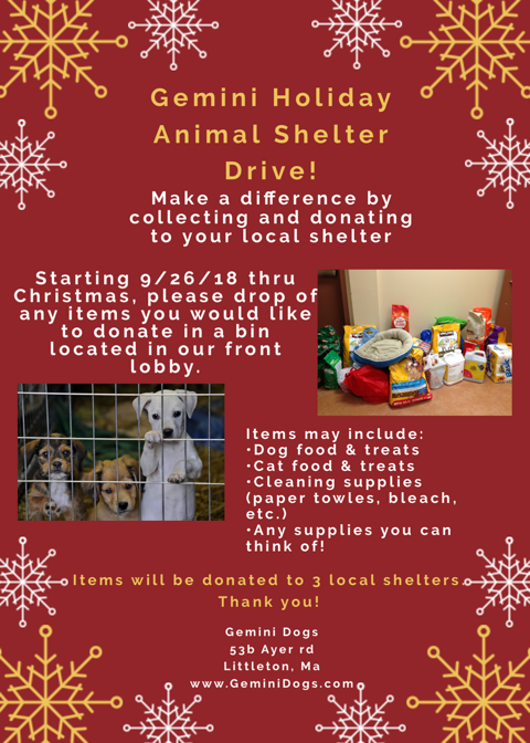 shelter drive